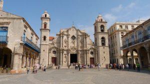 Cuba temple square