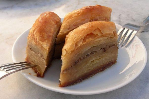 Traveling, Greece, Desserts, Baklava