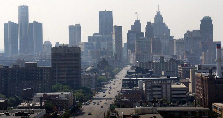 Traveling, USA, Cities, Vegan-Friendly, Detroit