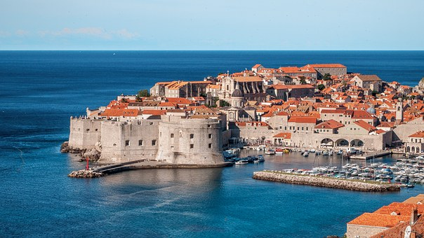 Traveling, Croatia, Dubrovnik