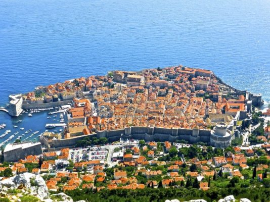 Traveling, Vacations, Croatia, 10-day Trip, Dubrovnik