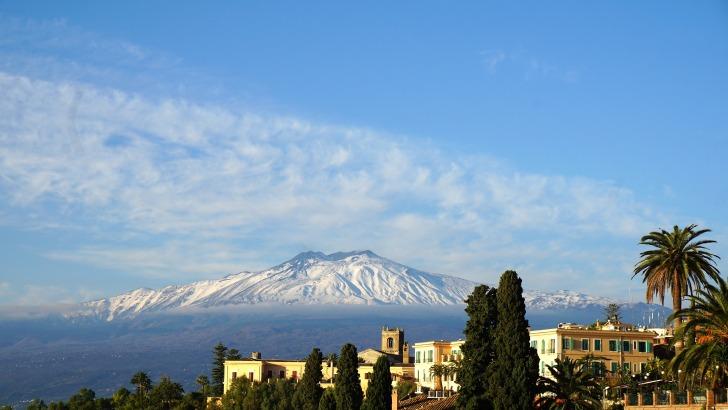 Mount Ethna