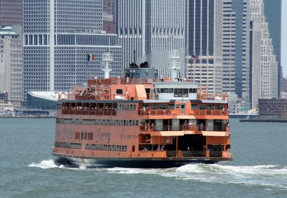 Traveling, New York, 2-Day Trip, Guide, Staten Island Ferry