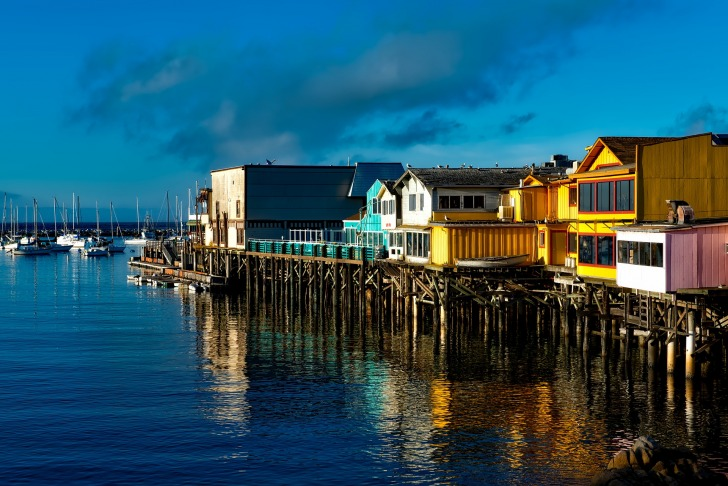 Monterey/ Image by David Mark from Pixabay