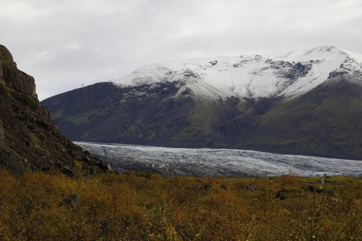 Glacier at Vatnajokull National Park/ Image by Vilve Roosioks from Pixabay
