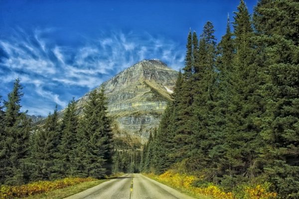 Traveling, Camping, Montana, Red Cliff Campground