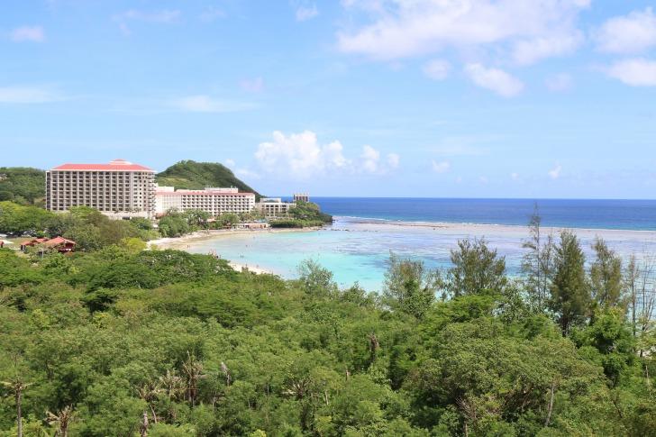 Guam Beach Sea/ Image by nadin kim from Pixabay