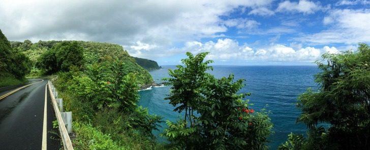 Hawaii, Road Trip, Hana Highway