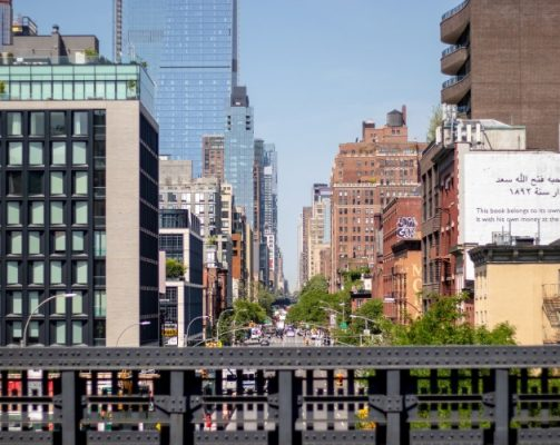 Traveling, New York, 2-Day Trip, Guide, High Line