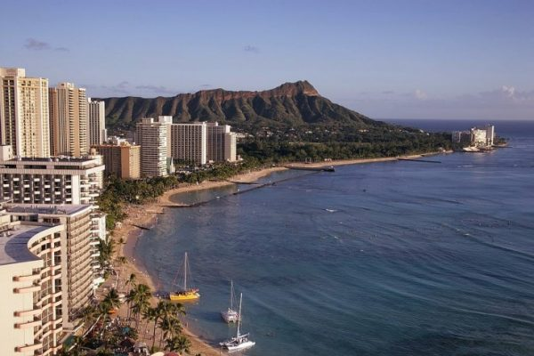 Traveling, USA, Cities, Vegan-Friendly, Honolulu