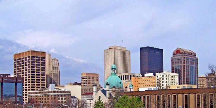 Dayton, Estados Unidos