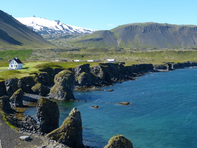 Iceland Coast Atlantic/ Image by falco from Pixabay