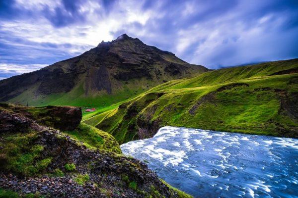 Traveling, Iceland, Hiking, Hesteyri to Kogur Loop
