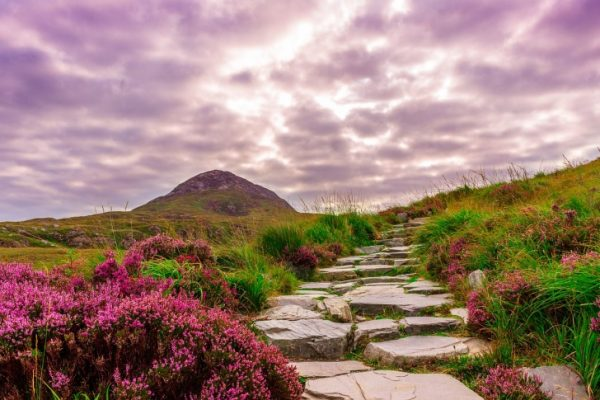 Traveling, Solo, Ireland