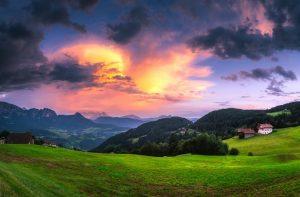 Travelling, Italy, Aviano