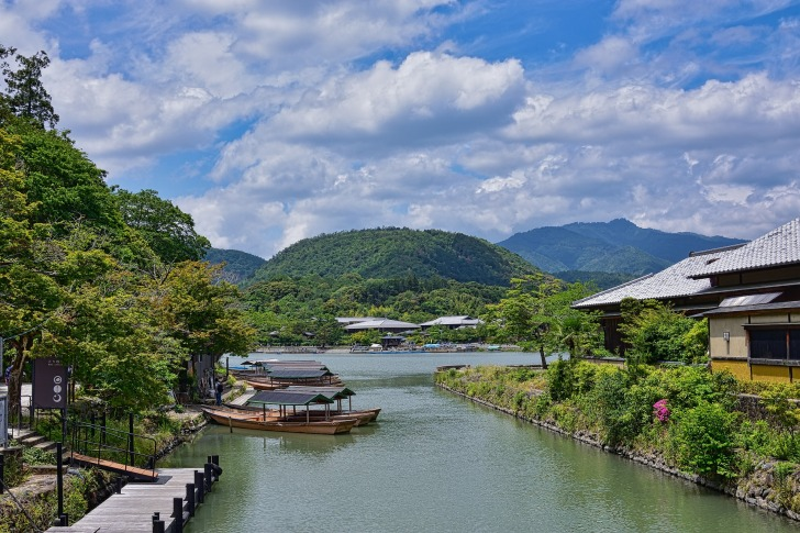 There are many locations around Kyoto to enjoy/ Image by Armin Forster from Pixabay