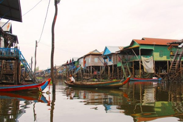 Cambodia, Photo Spots, Floating Villages