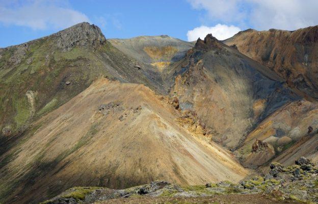 Traveling, Iceland, Hiking, Brennisteinsalda