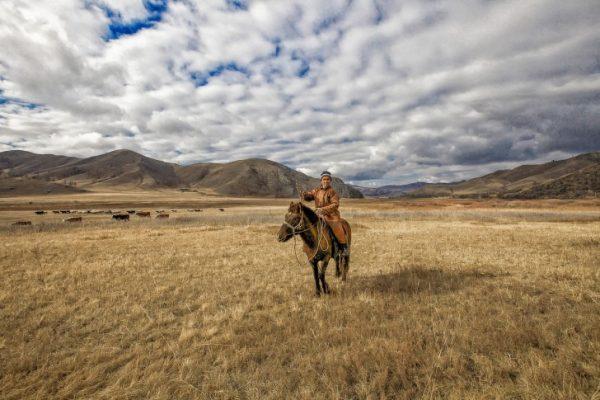 Traveling, Warrior Camp, Mongolia