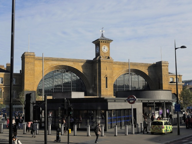 London King's Cross railway station/ Image by Lennard Beers from Pixabay