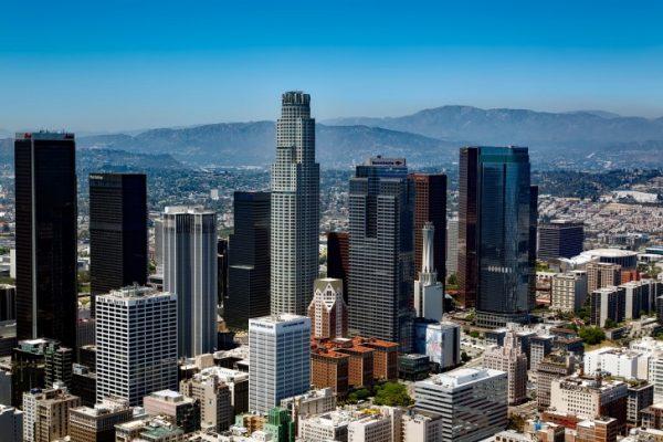 Traveling, USA, Cities, Vegan-Friendly, Los Angeles