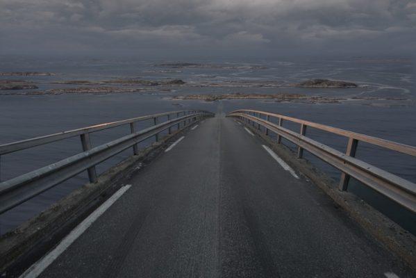 Norway, Road Trip, Atlantic Road
