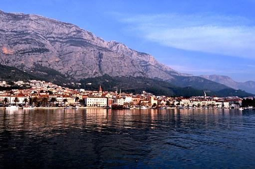 Traveling, Croatia, Makarska