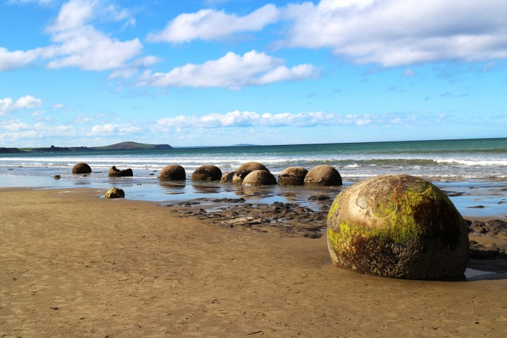 Maori stones