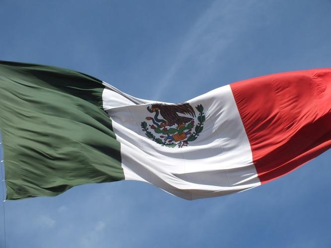 Mexico, Flag