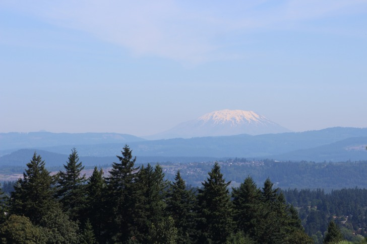 Rainier mount