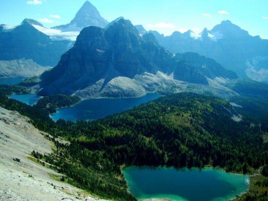 Canada, Trekking, Assiniboine