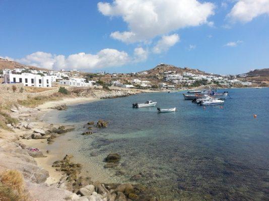 Greece, Mykonos, Platys Gialos