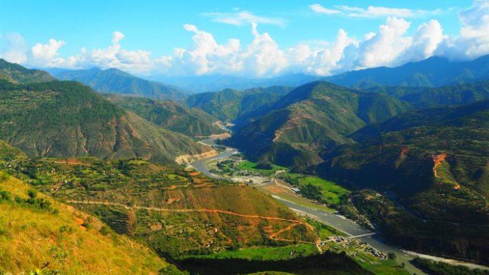 Traveling, Hiking, Himalaya, Nepal