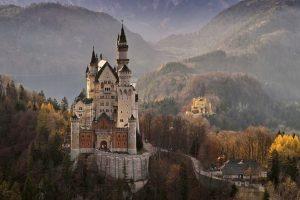 Traveling, Europe, Hiking, Options