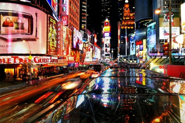 Traveling, New York, 2-Day Trip, Guide, Times Square