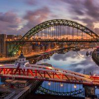 Newcastle upon Tyne