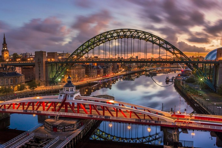 Newcastle upon Tyne, Reino Unido
