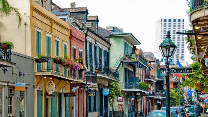 Nova Orleans, Estados Unidos