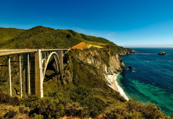 USA, Road Trip, Pacific Coast Highway