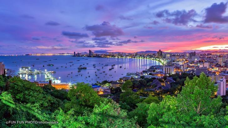 Pattaya, Tailandia
