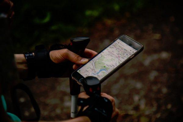 Traveling, Iceland, Hiking, GPS