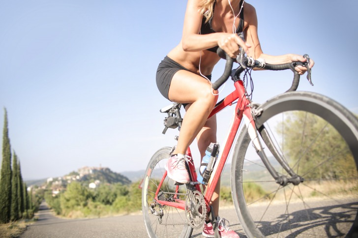 Other rides are just to get naked with like-minded folks and ride a bike around the block/ Photo by Andrea Piacquadio from Pexels