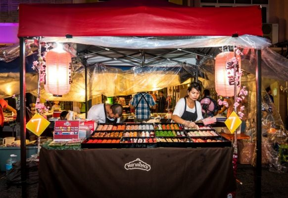 Traveling, Thailand, Guide, Places to See, Street Food