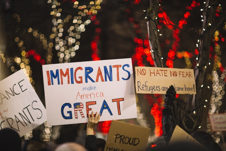 Traveling, USA, Immigration Ban, Companies Against