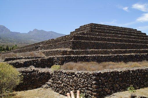 Traveling, Mexico, Tampico, Las Flores Pyramid