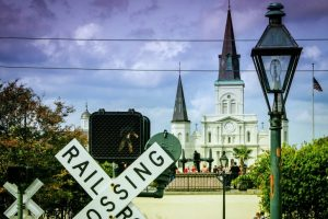 Railroad French Quarter New Orleans/ Image by llambrano from Pixabay