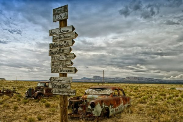 USA, Road Trip, Route 66