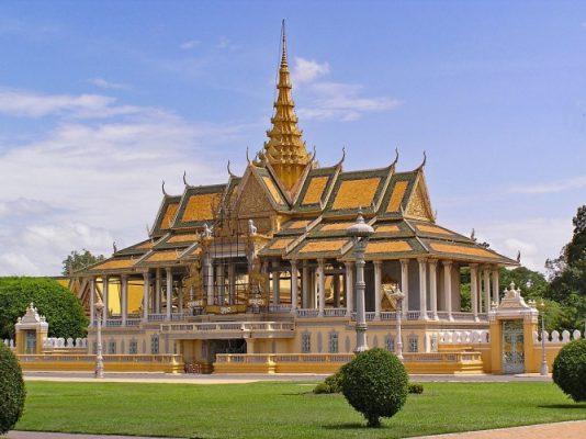 Cambodia, Photo Spots, Royal Palace