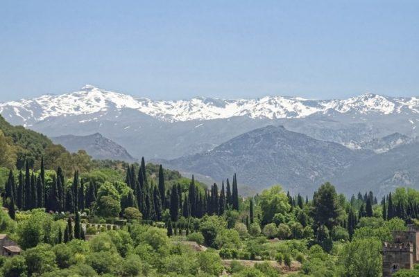 Traveling, Spain, Hiking, Options, Sierra Nevada