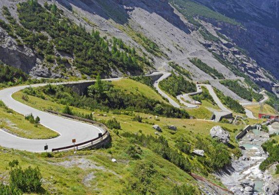 Italy, Road Trip, Stelvio Pass